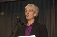 Koller Rosmarie, Präsidentin SKF